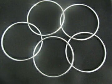 Linking Rings Set 5 in