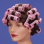Wig- Curlers