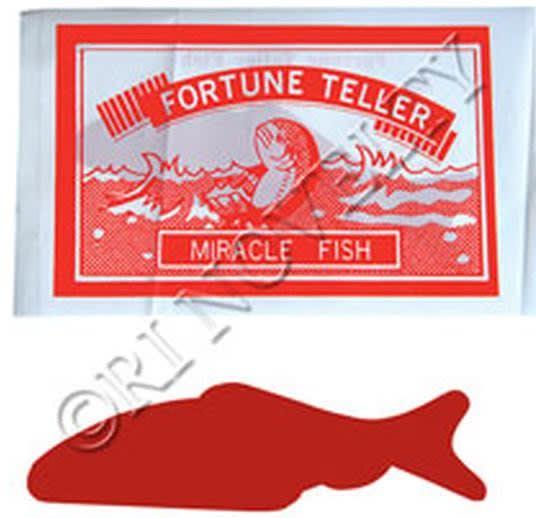 Fortune Telling Fish