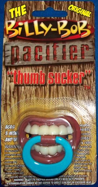 Pacifier - Thumb Sucker