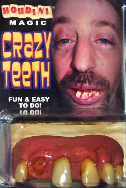 Crazy teeth - Horror