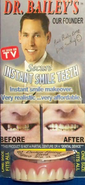 Instant Smile Teeth
