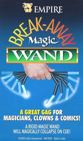 Breakaway Wand