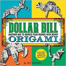 Dollar Bill Origami - Book