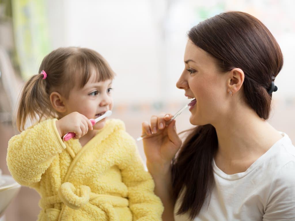 soins dentaires jeunes enfants