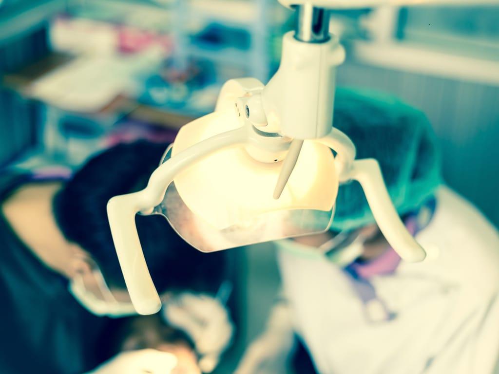 chirurgie parodontale au bloc