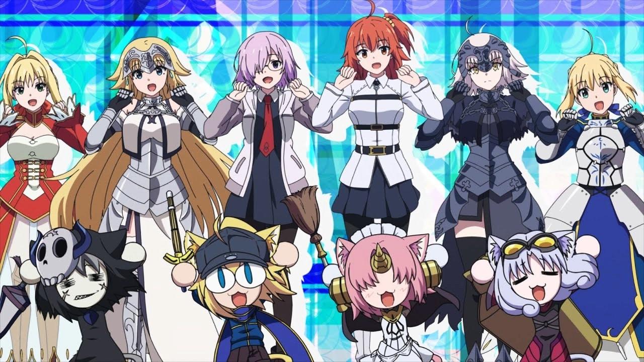 Fate/Grand Carnival!