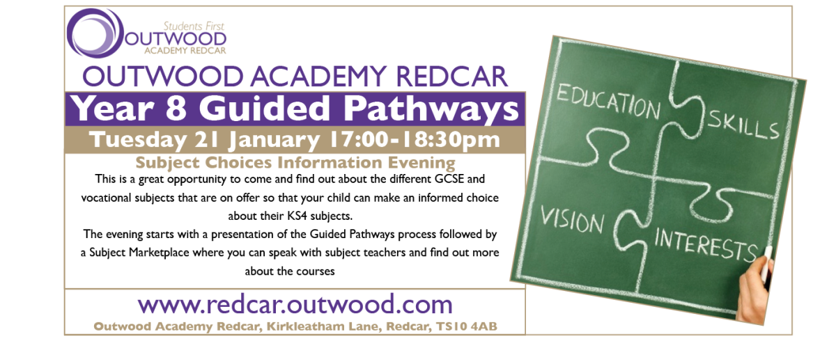 Home Outwood Academy Redcar