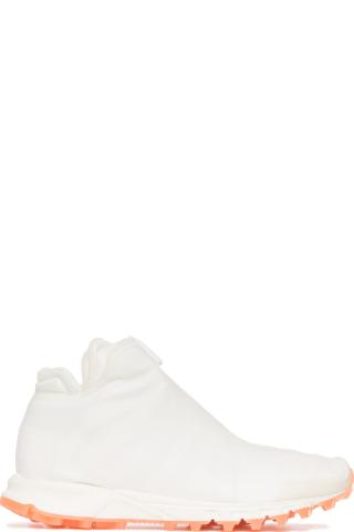 Cheap Adidas Originals TUBULAR DOOM SOCK White/black