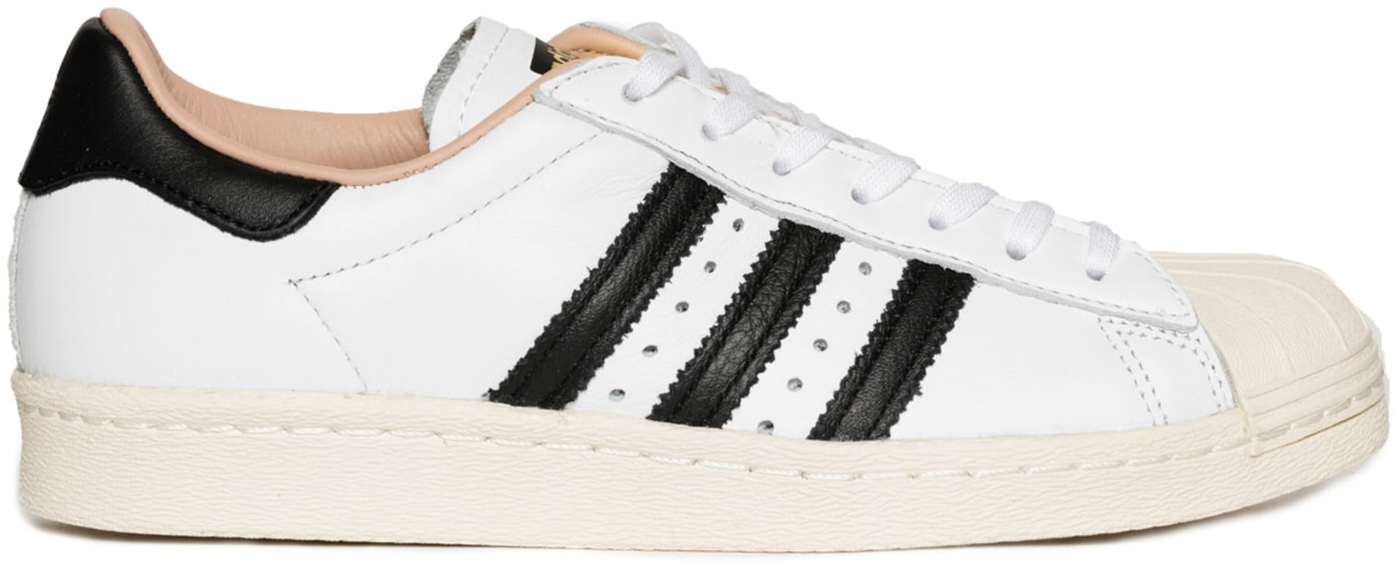 Superstar 80s Blancnoirblanc Chaussures 1 Originals Adidas KTlF1Jc