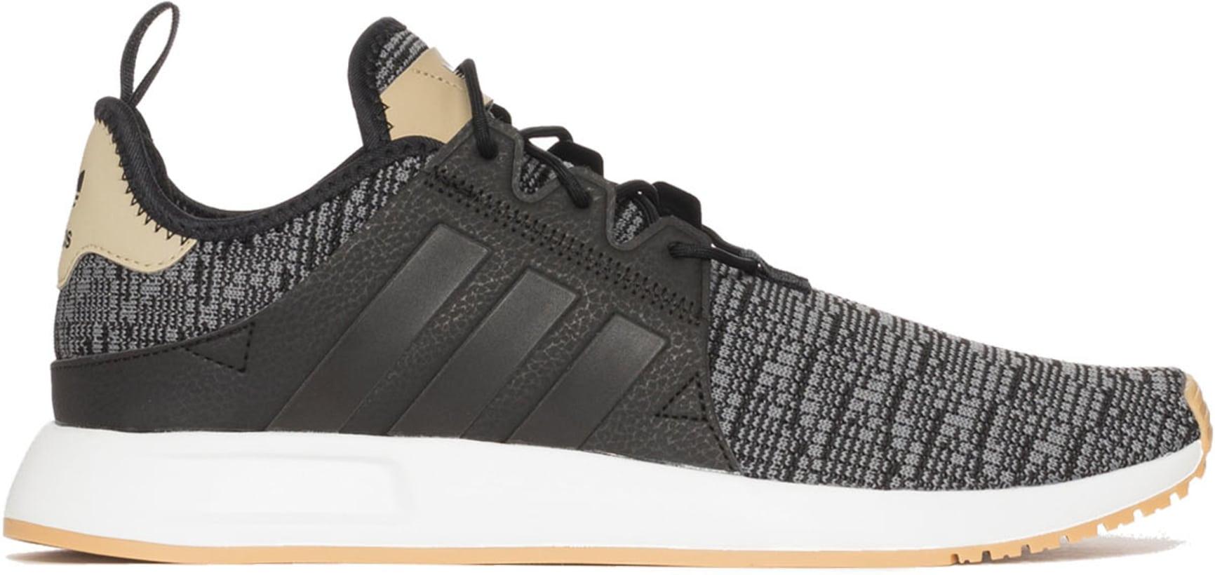 adidas Originals  X PLR - Core Black Core Black Gum 3  dcf419471