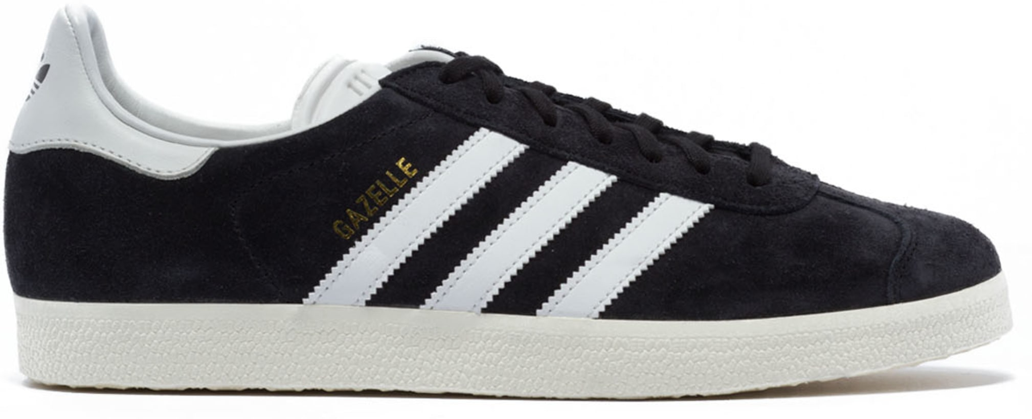 adidas Originals  Gazelle - Core Black Vintage White Gold Metallic ... 9832614e9