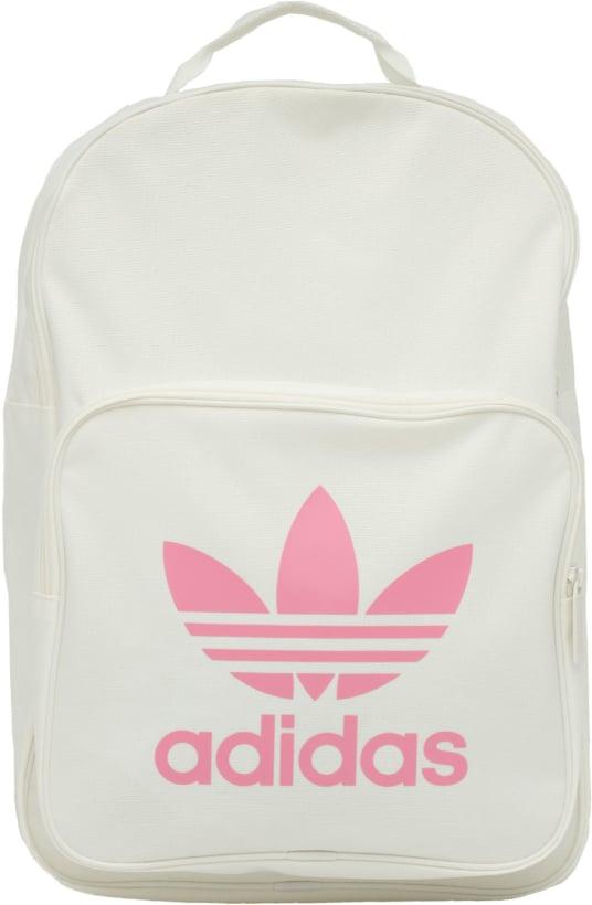 2fe3baf794 adidas Originals  Classic Trefoil Backpack - off White