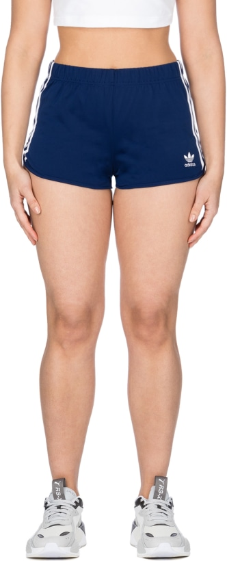 64ea5ad89d adidas Originals  3-Stripes Shorts - Dark Blue