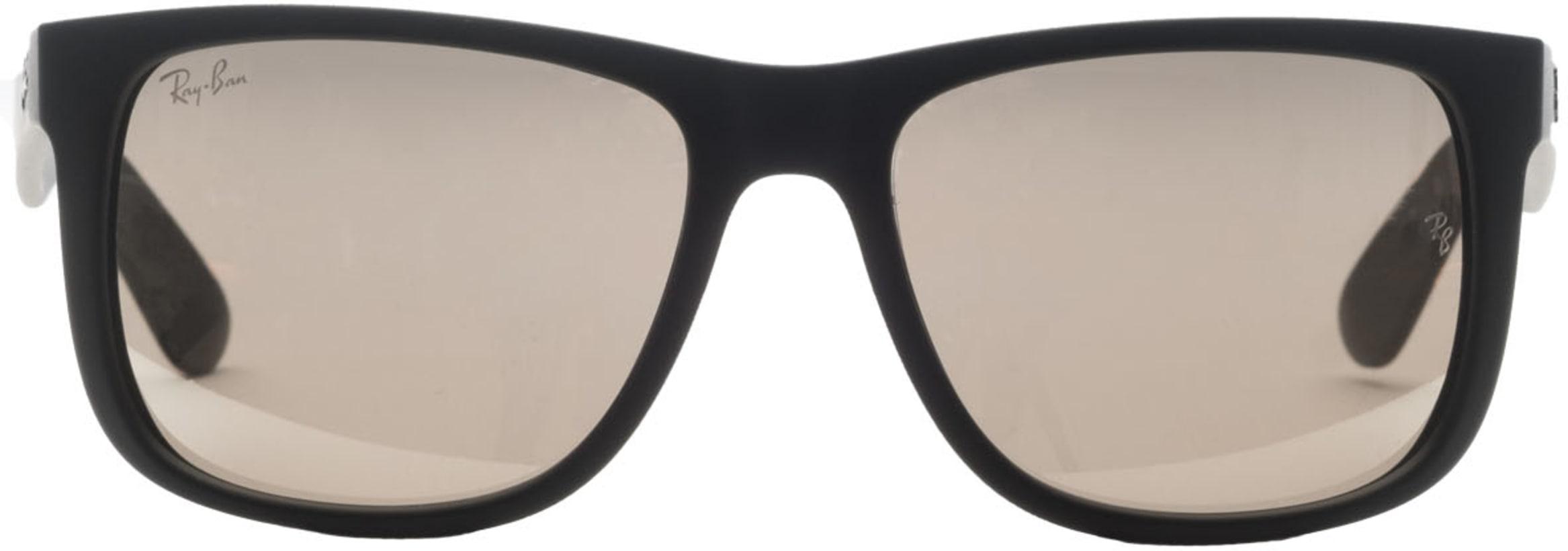 4f3041fdad Ray-Ban  Justin Color Mix Sunglasses - Black Gold Mirror