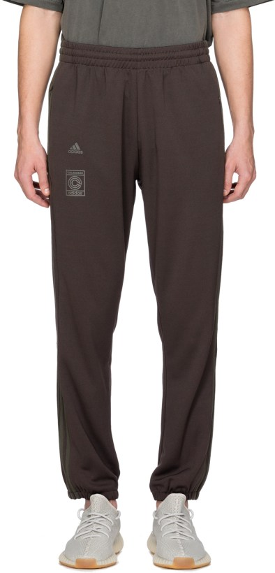 129a4bf3fad96 YEEZY  Calabasas Track Pants - Umber Core