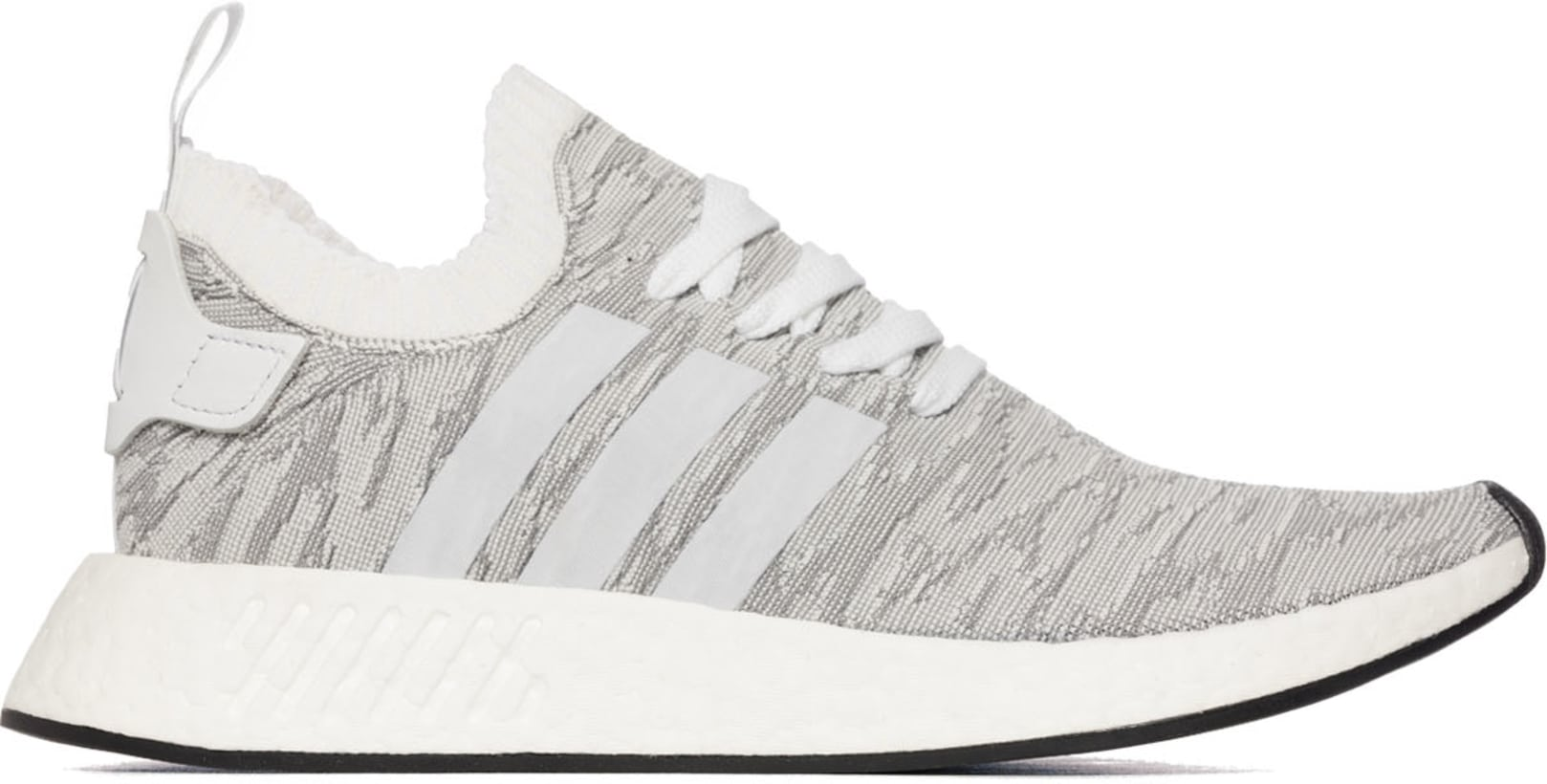 de506aa0ba865 adidas Originals  NMD R2 Primeknit - Grey Footwear White Core Black ...