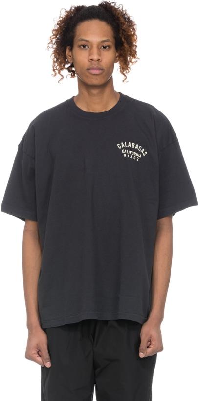 56bf3b8a YEEZY: Calabasas T-Shirt - Grace   influenceu