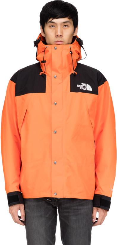 3b32c1193 The North Face - 1990 Mountain Jacket - Persian Orange