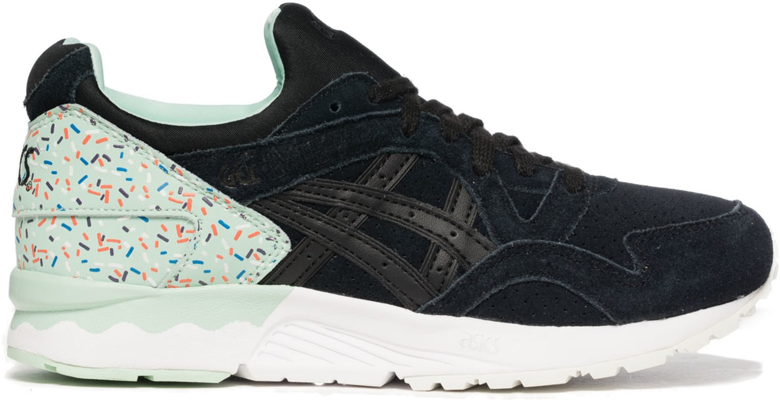 be96451716fb ASICS  Gel-Lyte V - Black Black