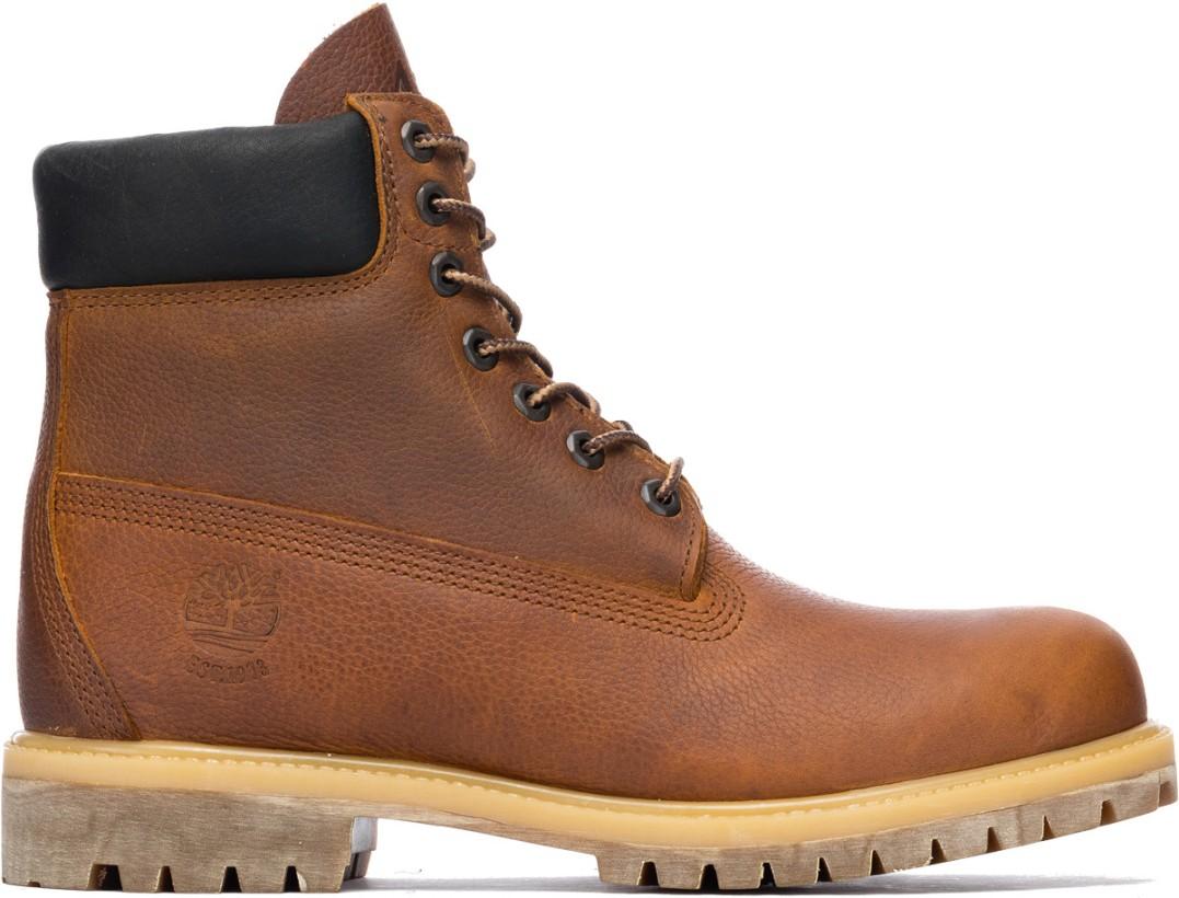 f38292ea9 Timberland: Heritage 6 Inch Premium Boots - Medium Brown   influenceu