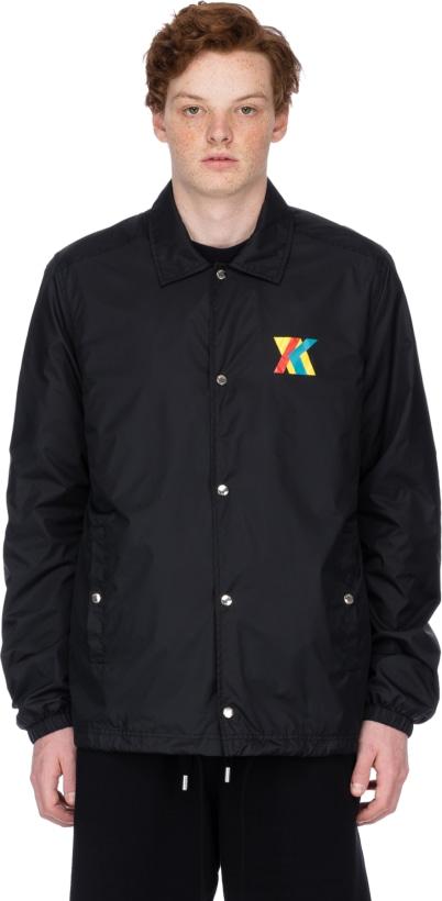 ee7aa3fe Kenzo: 'Hyper Kenzo' Coach Jacket - Black | influenceu