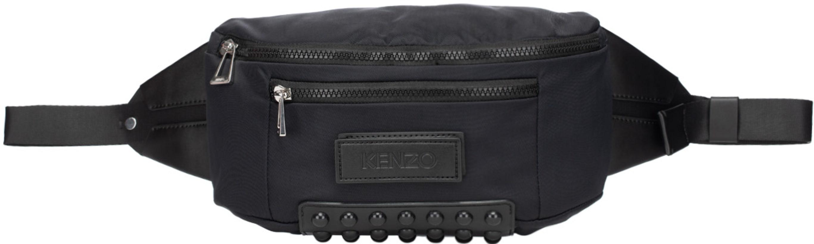 de5812879c Kenzo - Tarmac Bumbag - Black