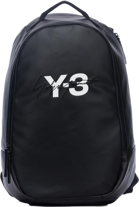 bfc7a004db Y-3  Logo Backpack - Black