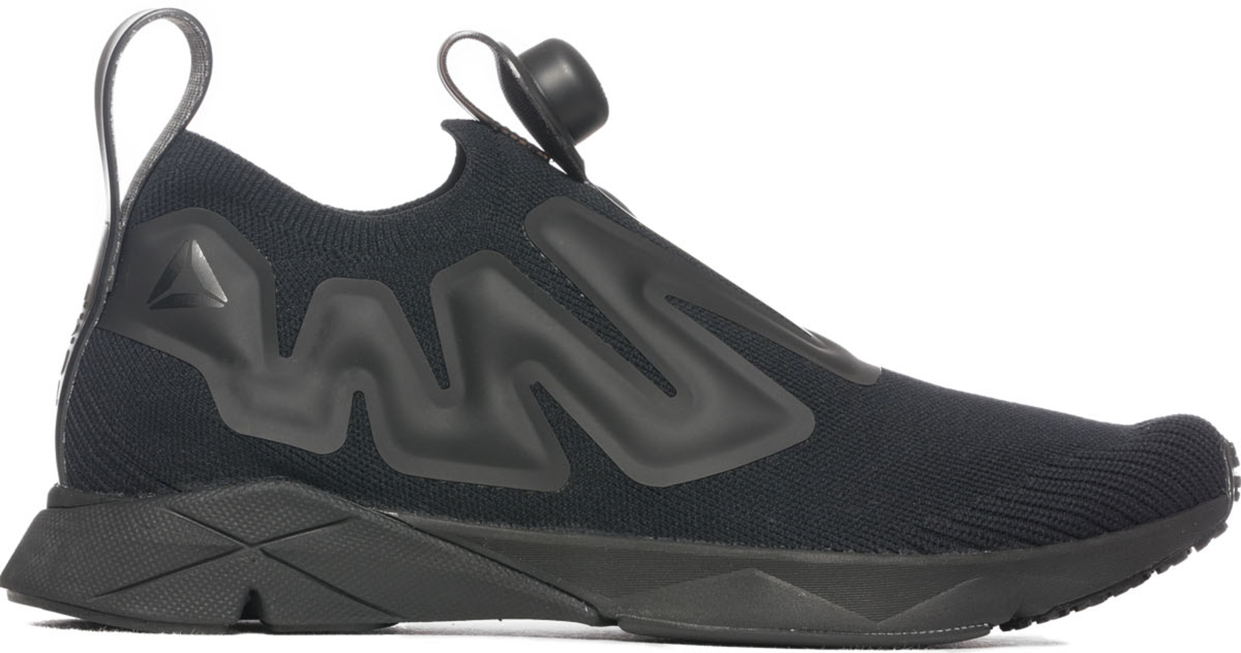 c59d051c Reebok: Pump Supreme Ultraknit - Black/Black | influenceu