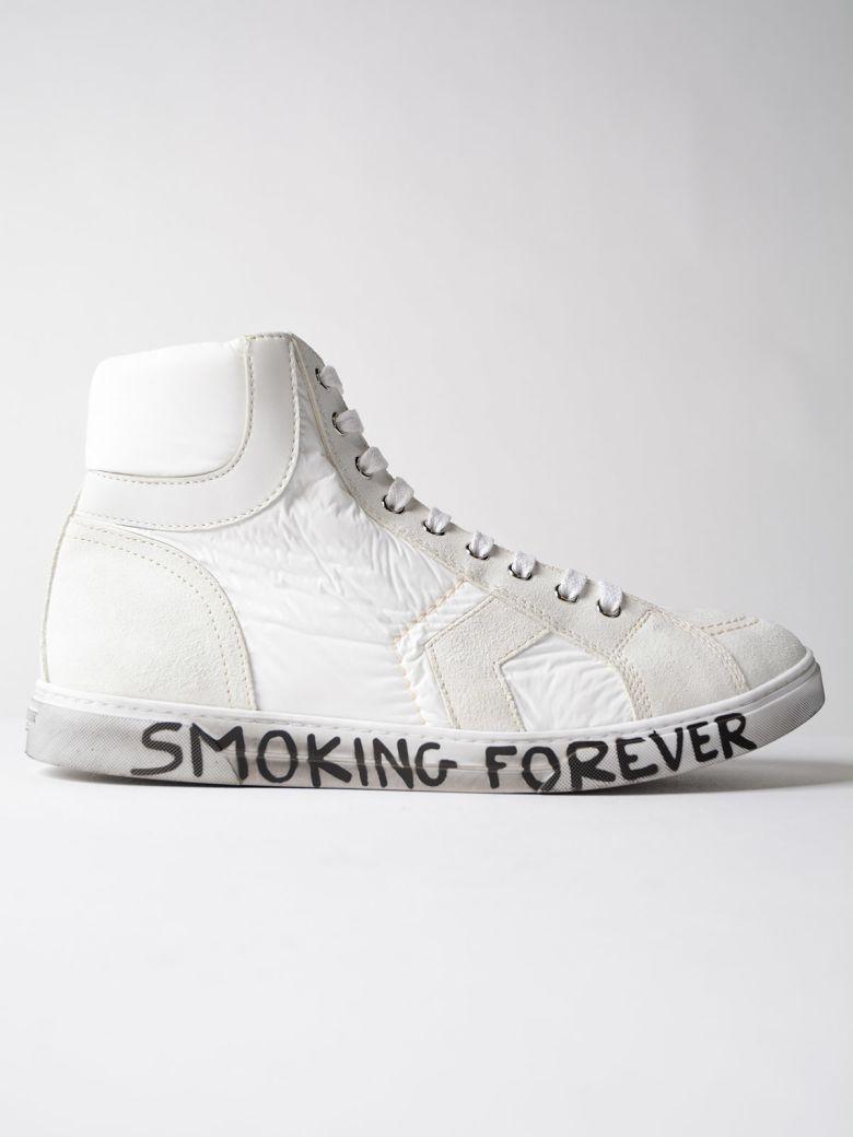 Joe mid top sneakers - Black Saint Laurent cLema8ghGa
