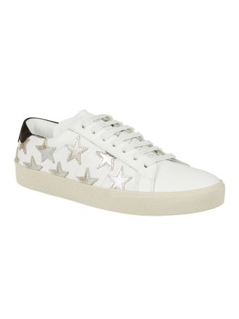 Saint Laurent Signature Court Classic Sl/06 Sneakers