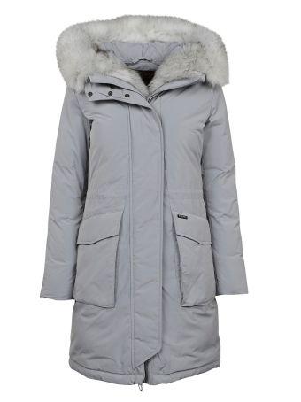 Woolrich Fur Collar Parka