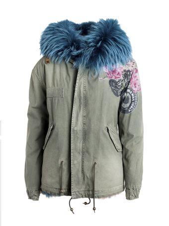 Mr & Mrs Italy Fur Collar Parka