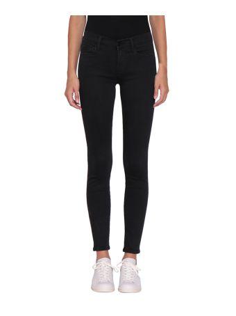 Frame Le Skinny De Jeanne Cotton Denim Jeans