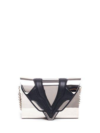 Elena Ghisellini Feline Shoulder Bag