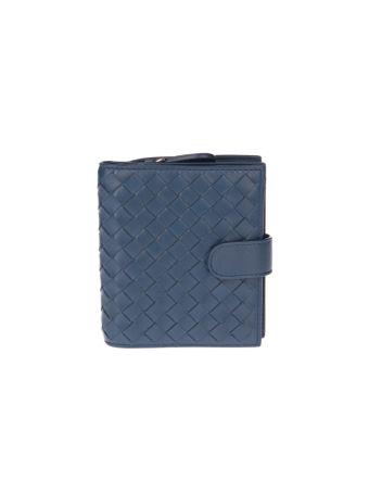 Bottega Veneta Braided Billfold Wallet