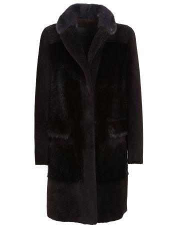 Blancha Single Breasted Coat