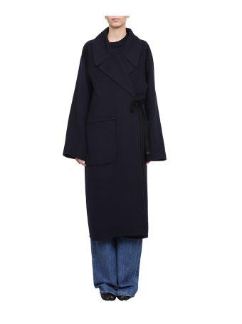 Maison Margiela Reversible Cashmere Coat