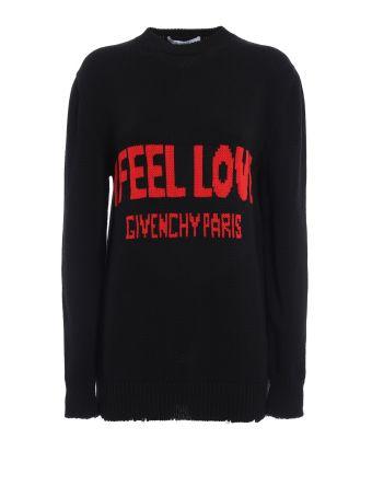 Givenchy Intarsia Sweatshirt