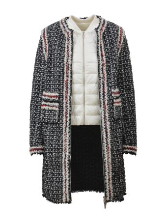 Moncler Gamme Rouge Tweed Jacket