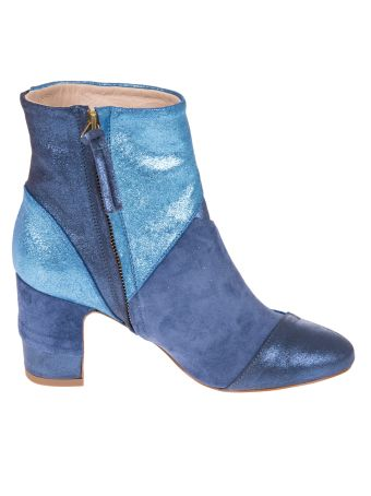 Polly Plume Key West Ankle Boots