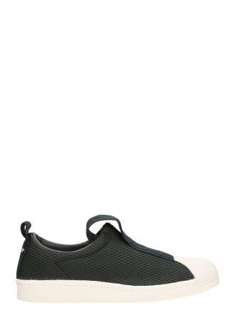 Adidas Superstar Bw35 Slip Black Sneakers