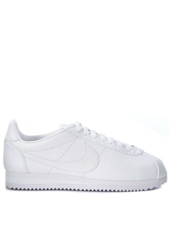 Cortez White Leather Nike Classic Sneaker