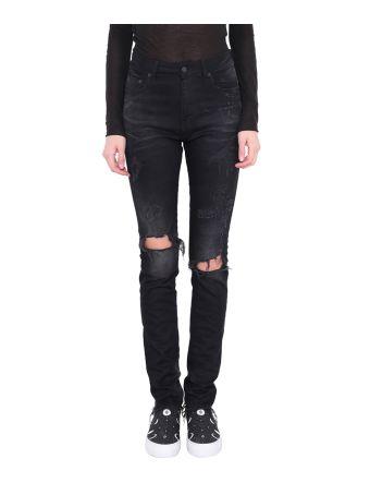 Marcelo Burlon Cochin Ripped Jeans