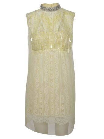 Marc Jacobs Teardrop Sequin Lace Dress