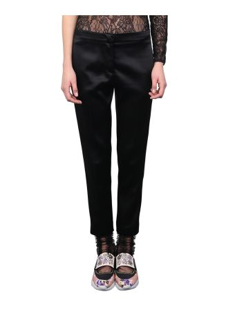 MSGM Satin Trousers
