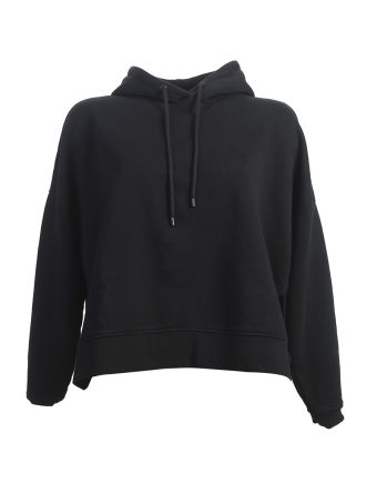 Cotton Hood Sweater