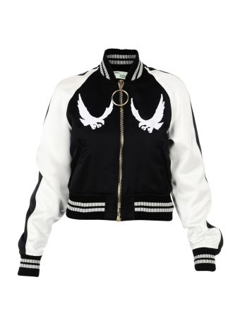 Black And White Souvenir Jacket