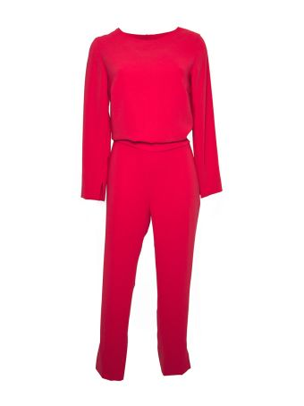 Altalana Cady Red Jumpsuit
