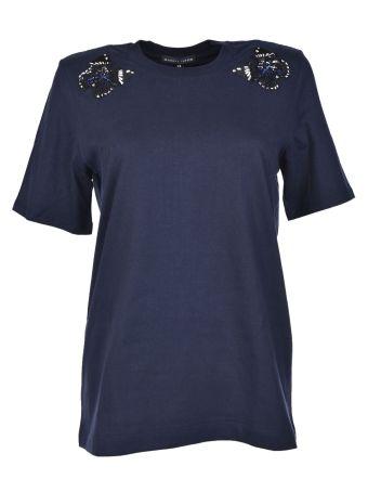 Markus Lupfer Sequin Butterfly Alex T-shirt
